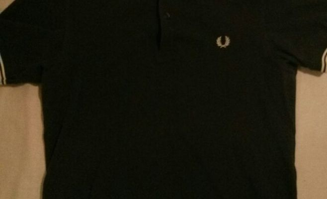 Поло Fred Perry. Размер S