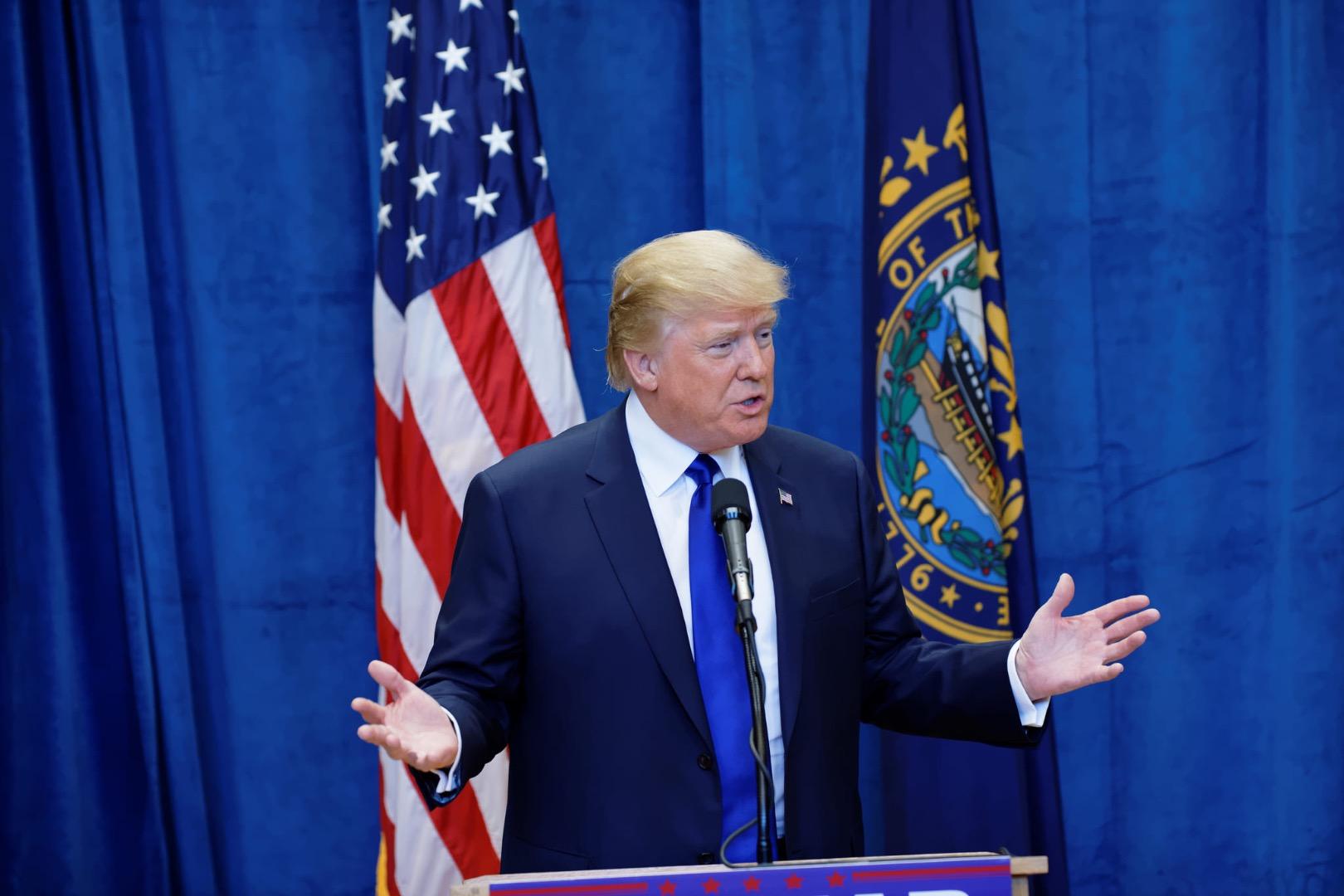Дональд Трамп пригласил президента Чехии вБелый дом