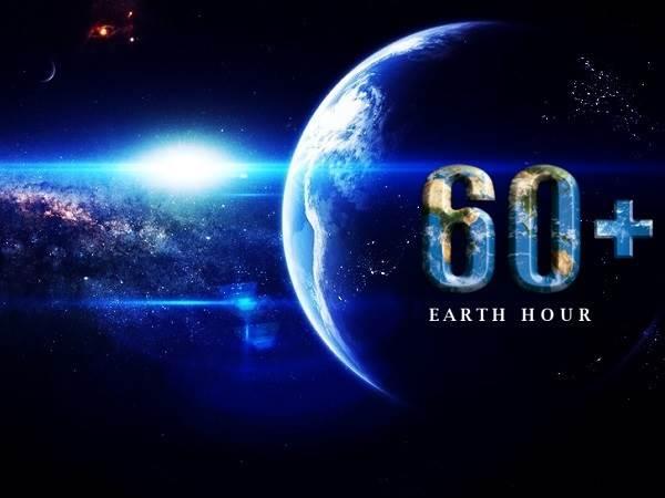 Неменее 125 городов Российской Федерации примут участие вакции «Час Земли»