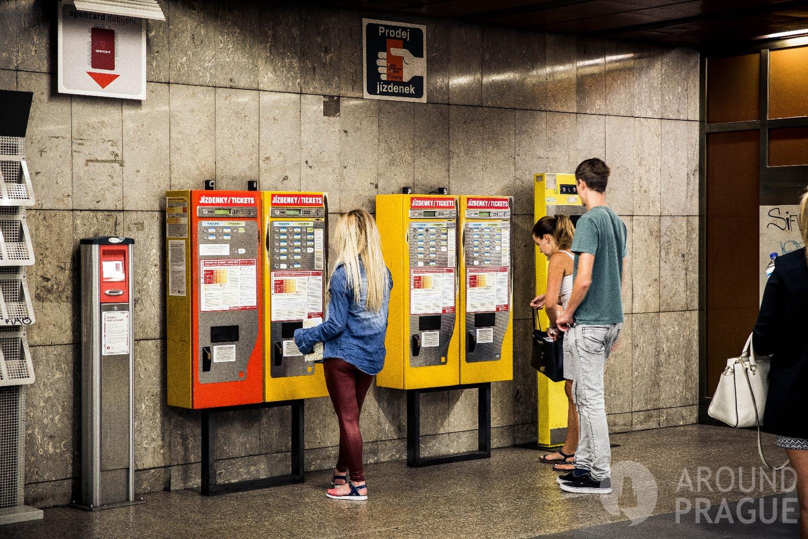 Впражском транспорте будет можно платить он-лайн либо через особое приложение