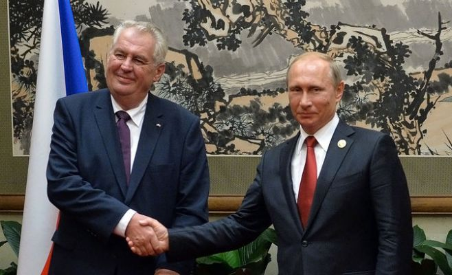 Президента Чехии наУрале сделают почетным медиком