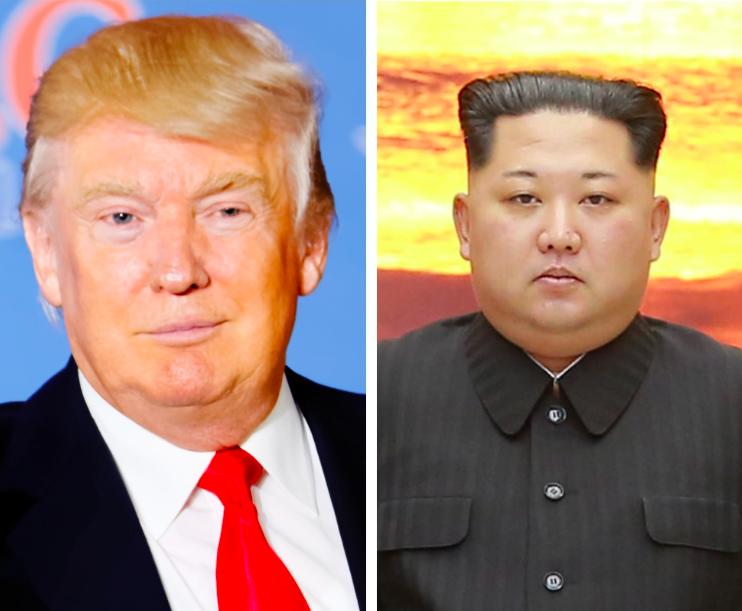 Трамп необщался напрямую сКим Чен Ыном— Белый дом
