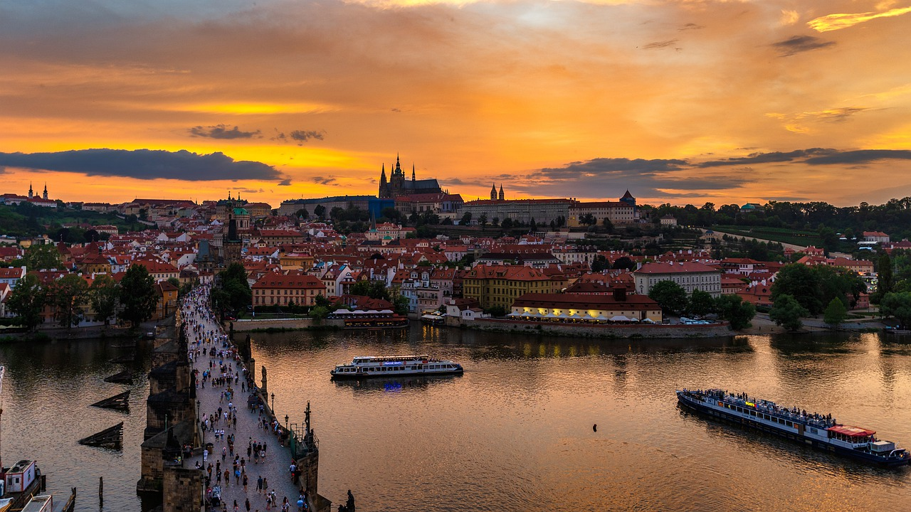 Когда в Чехию придет бабье лето?