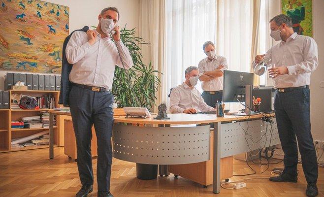 Пражский политик подтвердил информацию о прибытии в Прагу агента из России с целью «ликвидировать» его и мэра
