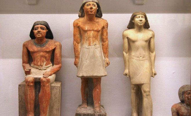 В Национальном музее в Праге открывается выставка, посвященная Древнему Египту