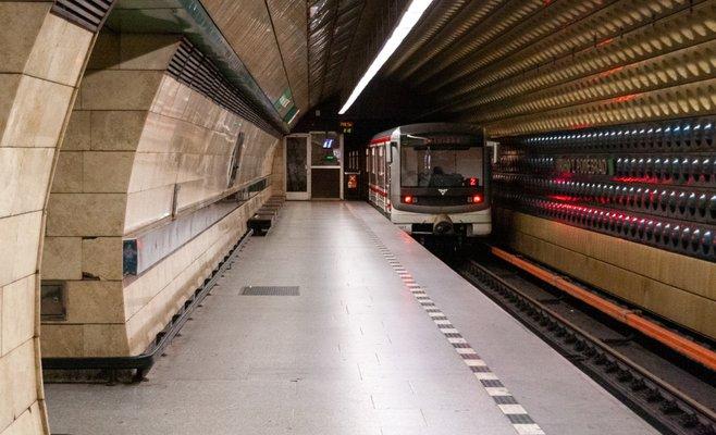 Сеть LTE уже покрывает половину пражского метро