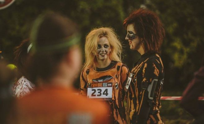 Zombie Night Run 2017
