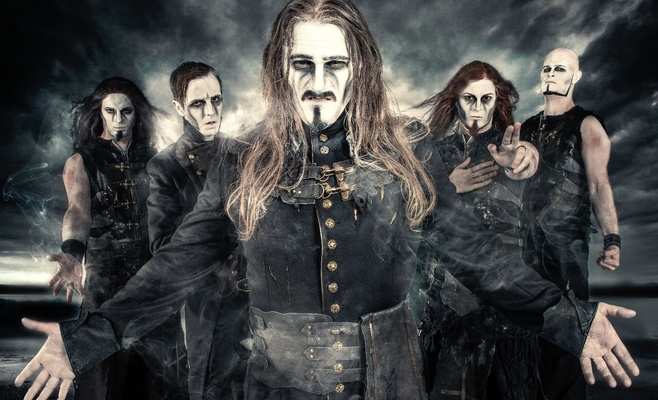Powerwolf и Epica в Праге