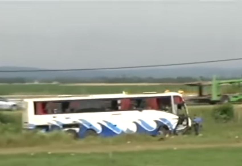 В аварии автобуса в Сербии погибли две чешки восемь чехов госпитализированы